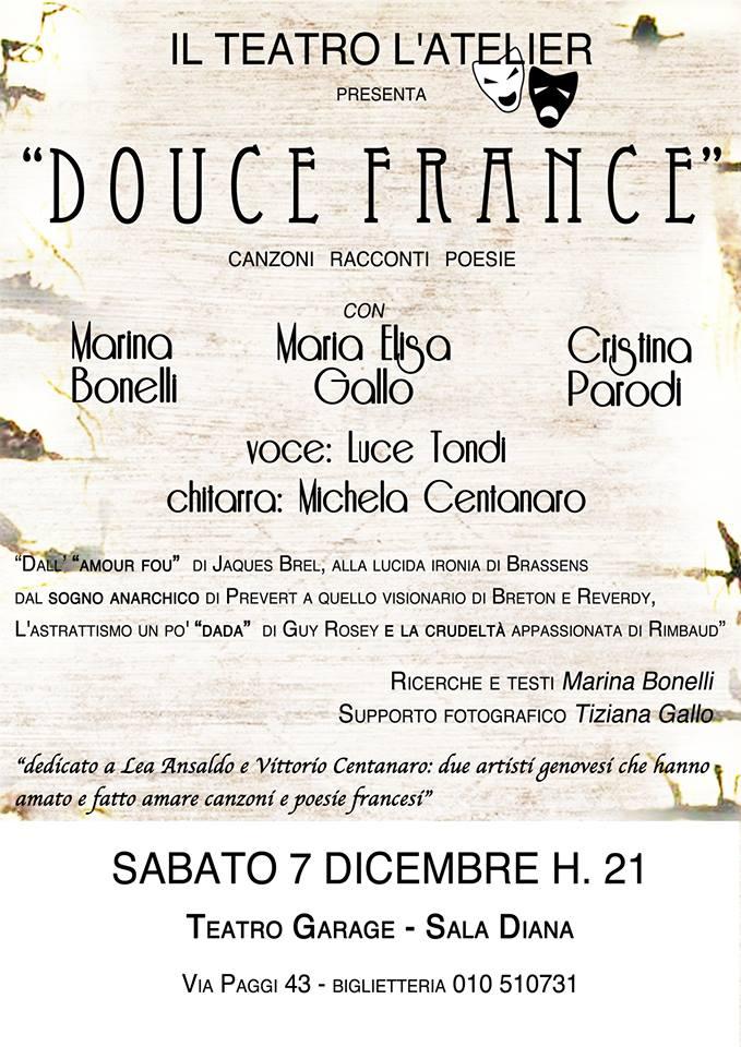 Douce France – 2013